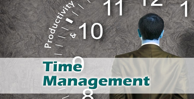 Time Management skills to make you more efficient