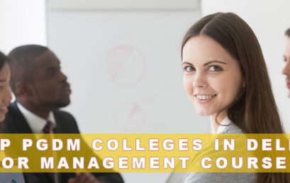 Top PGDM College in Delhi NCR for Management course